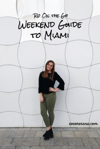 pinterest_weekend guide to miami